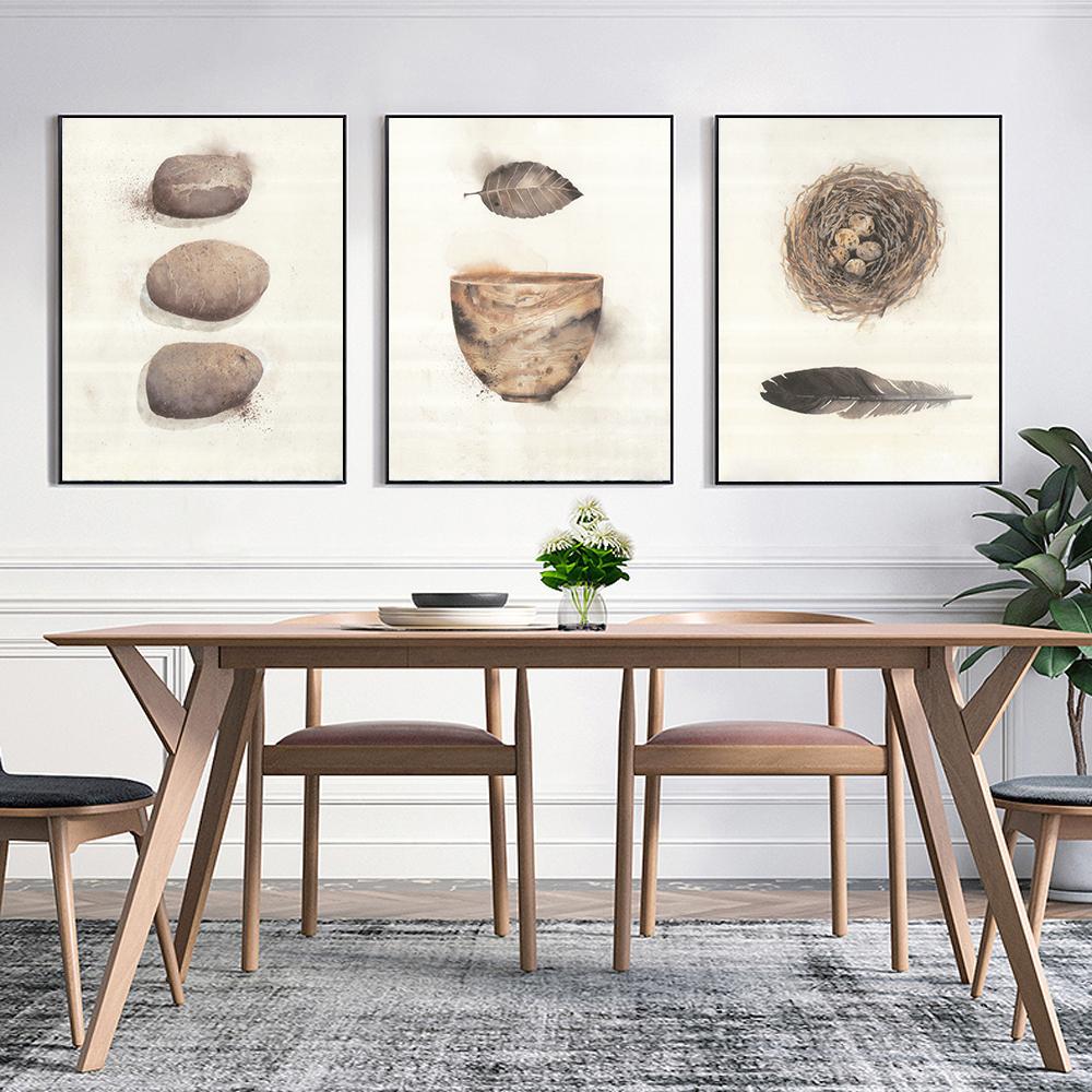 Nordic-Minimalista-Pintura-Da-Lona-Pena-Pedra-Posters-and-Prints-Pop-Art-Parede-Pictures-para-Sala (1)