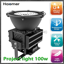 100W LED flood light High power bay light , Stadium lights , heat dissipation  technology, outdoor  IP 65, 3 years warranty