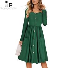 Promotion Ladies Dresses Des Office Winter Elegant Achetez oCrdxBe