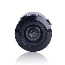 KAWOSEN Automotive Universal Punching 18.5mm CCD Rear View Reversing Camera Waterproof HD Car Reversing Camera AURC01