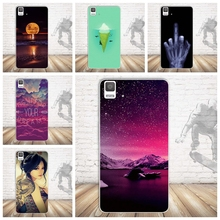 BQ Aquaris E5 Case Cover Fashion Owl 3D Relief Printing Design Soft TPU Cases For BQ E5 Moblie Phone Case Silicon Cover Shell BQ(China)