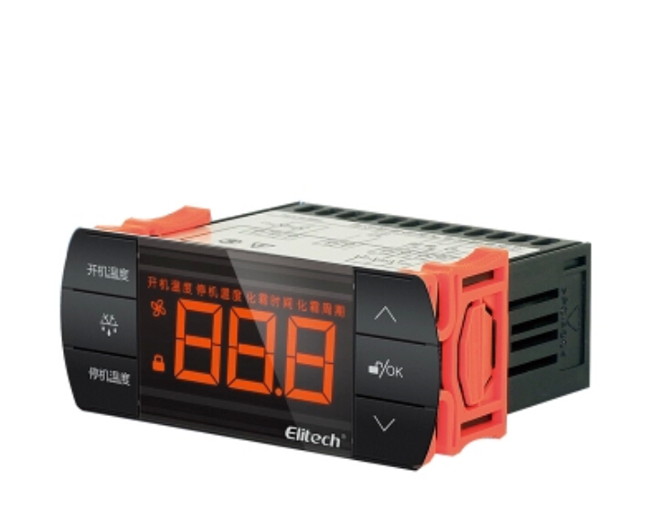 Jingchuang Aquarium cooling and heating thermostat temperature controller Colorful Touch menu is simple E-1000<br>