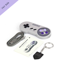 8Bitdo SNES30 Finger Spinne Wireless Bluetooth Controller Joystick Gamepad Retro Design Programmable Key For IOS Android(China)