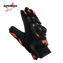 Motorcycle Gloves Men Cycling Racing Summer Motocross Moto Glove Motorbike Full Finger Bike Protect Motocicleta Guantes Luvas