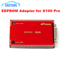 XTOOL X100 Pro EEPROM Adaptors For Pin Code Reading Optional For X-100 Pro/X200S/X300 Plus ECU Intializing/Chip Programming(China)