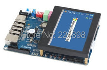 ARM9 FL2416 S3C2416 Development Board (Linux 3.1.8)+4.3 inch LCD 64M  DDR2 256M  SLC NandFlash 400MHz