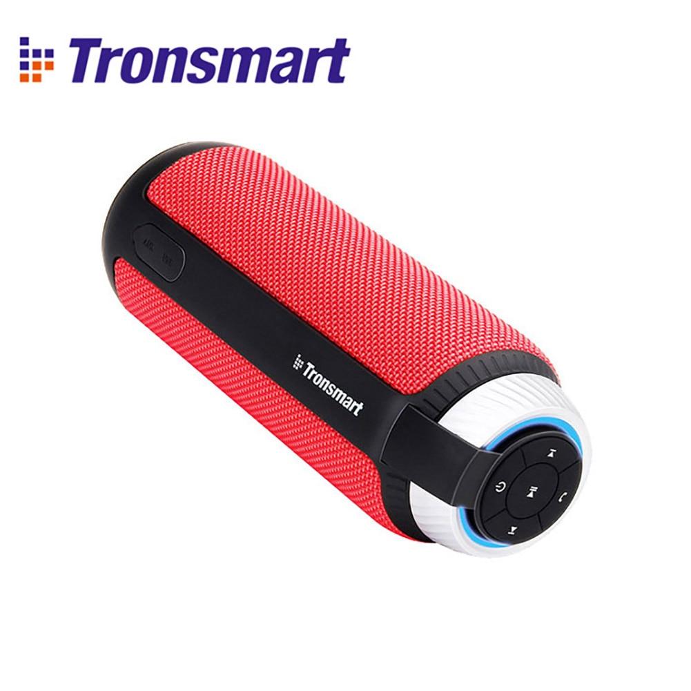 Bluetooth 4.1 Portable Speaker (Red) 13
