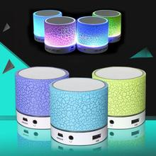 Mini led Bluetooth Speaker portatil Speaker Boombox bluetooth Sound hoparlor for Notebook Speaker phone