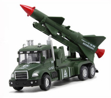 Rockets chariots Military Armored car Weapon Children Gift Collection Toys