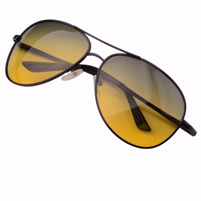 Alloy Night Night Vision Driver Glasses Men Women Polarized Night Vision Goggles Sports Driving Automobile Glasses Anti-glare<br><br>Aliexpress