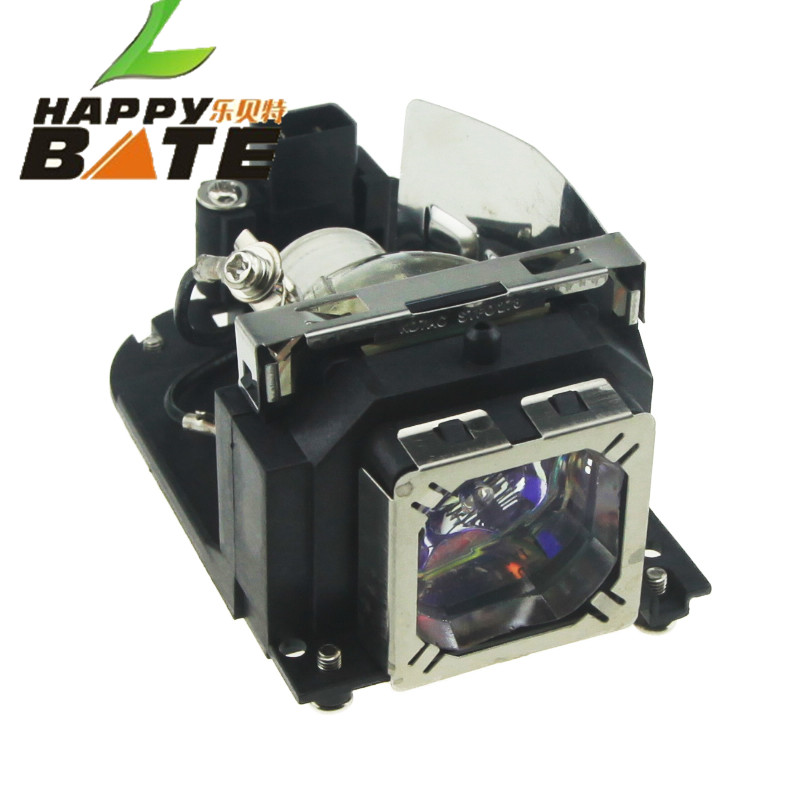 Compatible Projector lamp POA-LMP129 / 610-341-7493 with housing for PLC-XW65 PLC-XW65K projectors happybate<br>