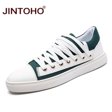 JINTOHO 2017 Fashion Casual Men Shoes Brand Men Leisure Shoes Designer Male Flats Cheap China Shoes Casual Men Shose Footwear(China)