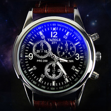 Yazole 2017 Top Brand Luxury Famous Mens Watches Fashion Quartz Watch for Men Male Clock Wrist Watch Hodinky Relogio Masculino