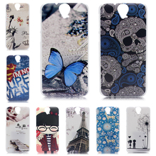 "for HTC One E9 Plus Case 5.5"" Perfect Design Colored Paiting Hard plastic Back Cover Case For HTC E9+ E9 Plus Phone Cases"