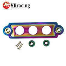 VR RACING- NEO CHROME Battery Tie Down for Honda Civic 88+ 94+ Integra S2000 EK EJ EG DC2 VR-BTD71CR