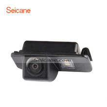 Seicane 170 HD Waterproof Blue Ruler Night Vision Car Rear View Camera for Ford Mondeo Smax Fiesta 2009-2011 Focus Free Shipping(China)