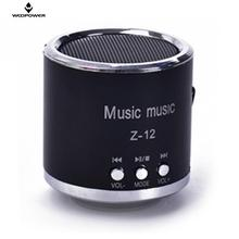 Portable Audio Speakers Mini Loudspeaker Box Portable TF Card Speaker Metal Mini Speaker For Mobile Phone MP3 Player(China)