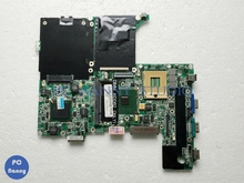 NOKOTION for Dell Latitude D520 Laptop DDR2 RAM 478 CPU Mainboard Motherboard 0TF052 TF052(China)