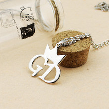 KPOP Fan Bigbang GD G-Dragon Crown Logo Men Women Necklace X1731 - YOUPOP store