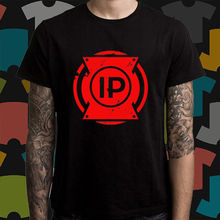 New I PREVAIL IP Rock Band Logo Men's Black T-Shirt Size S to 3XL T Shirt O-Neck Fashion Casual High Quality Print T Shirt