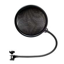 High quality ISK APF-1 Double side recording broadcast microphone POP Filter BOP cover for studio recording