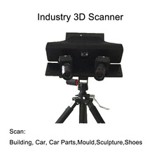 Industry 3D Scanner high resolution reverse engineering 3D measure device