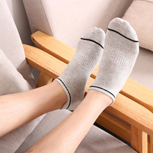 5 Pairs / Lot Cotton Sports Socks Slippers Men Absorb Sweat Deodorant Athletic Sox Basketball Cycling Running Socks