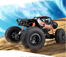 large rc raing car toy 2837 2.4G 4WD Off-road Vehicle Racing Car dirt bike toy model remote control car bigfoot kid best gift to(China)