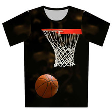 2017 Summer New Fashion Clothing 3D T-shirt Woman/Men's Short Sleeve Funny Football Basketball T Shirt Plus Size XS-6XL Tee Tops