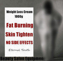 1kg Beauty Salon Equipmnet Fat Burning Loss Lost Lose Weight Slimming Cream Weight Reducer Stubborn NO SIDE EFFECTS 1000g(China)