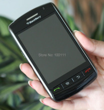 unlocked Original Blackberry 9530 Cell Phone ,Touch Screen,Black, Refurbished mobile phone,Free Shipping(Hong Kong)