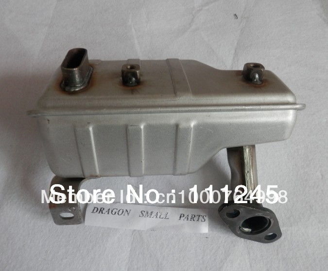 REPLACEMENT MUFFLER  FOR  EY15 FREE SHIPPING  EXHAUST SILENCER  MUFFER CHEAP AFTERMARKET PARTS<br>
