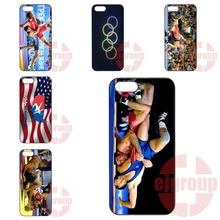 Custom Phone save olympic wrestling For Galaxy Y S5360 Note 3 Neo Ace Nxt Plus On5 On7 On8 2016 For Amazon Fire