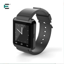 U8 Smartwatch Bluetooth Smart Touch Watch Pedometer music Sports running wrist watch Wearable Digital Device for IOS android