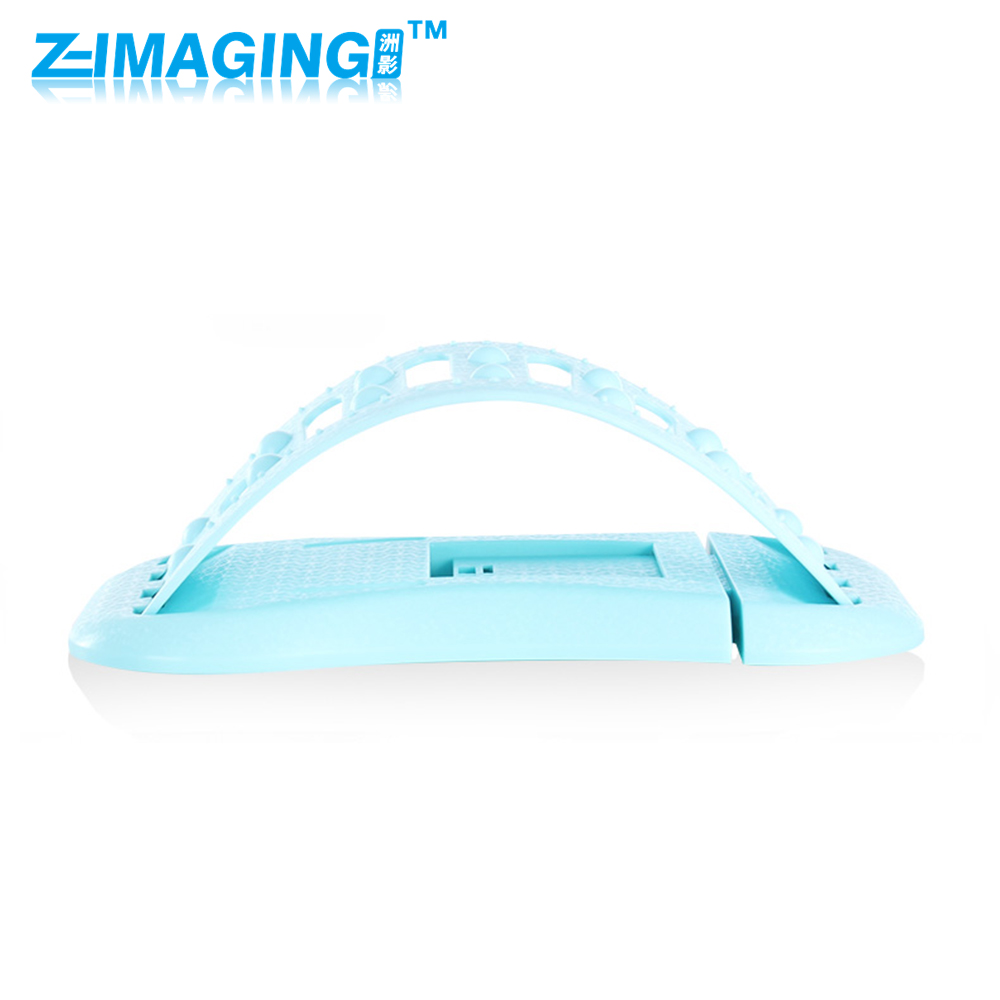 Back Massage Stretcher Stretching Magic Lumbar Support Waist Neck Relax Mate Device Spine Pain Relief Chiropractic <br>