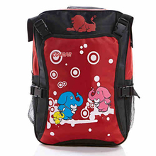 Kids Cute Cartoon Elephant Roller Skate Bag Portable Carry Bag Backpack Bag Big Capacity Skating Accessories ONLY KIDS(China)