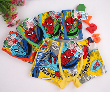 high quality kids underwear,children's cartoon underwear,boy pants, 100% cotton underwear for boys