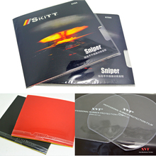 SKITT  Sniper High Quality  Table Tennis rubber, ping pong rubber   Best Control   2pcs/lot  Send Rubber Protection Film
