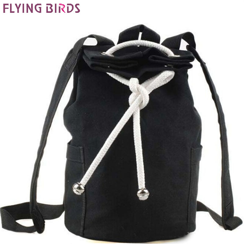 FLYING BIRDS! Men bag School bags Students Mens travel bags Children backpack For Boys canvas Bags Backpacks LM0079fb<br><br>Aliexpress