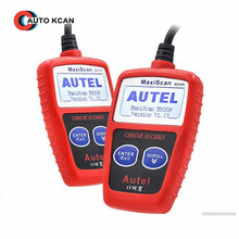 Autel MaxiScan OBD2 OBD II Scanner CAN BUS Code Reader Car Diagnostic Tool MS309(China)