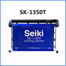 Seiki  1350mm cutter plotter 54inch made in China manufacture