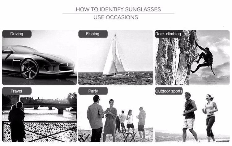VTUQOW Luxury Round Sunglasses Women Brand Deisgner  Vintage Aviator Sun Glasses For Women Men Lady Female Sunglass Mirror (25)