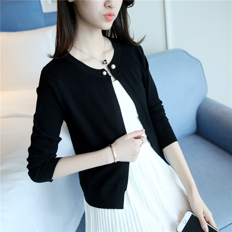 Choose five colors Fashion without buckle knitwear...