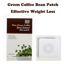 (3 Months Supply) Pure Green coffee bean extract diet weight loss patch fast slimming for man and women Fat Burner