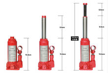 2 Tons Capacity Hydraulic Jacks For Car Repair Working(The price can be negotiated, please contact me)(China)