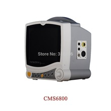 CMS6800 Pulse Rate portable   Patient Monitor Vital Signs medical terminal ecg monitor nibp  spo2   facotry made in china