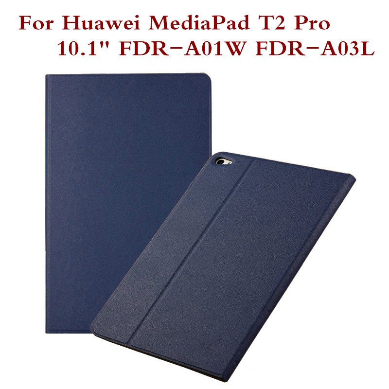 Luxury pu leather case tablet pc cover for Huawei mediapad M2 10 FDR-A01W FDR-A03L 10.1 inch screen protector film pen as gifts<br><br>Aliexpress