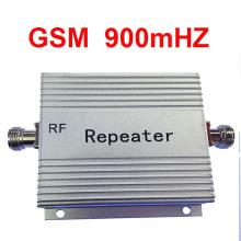 cheapest model gain 55dbi max.500square meter work GSM 900Mhz mobile phone signal booster and repeater GSM repeater booster