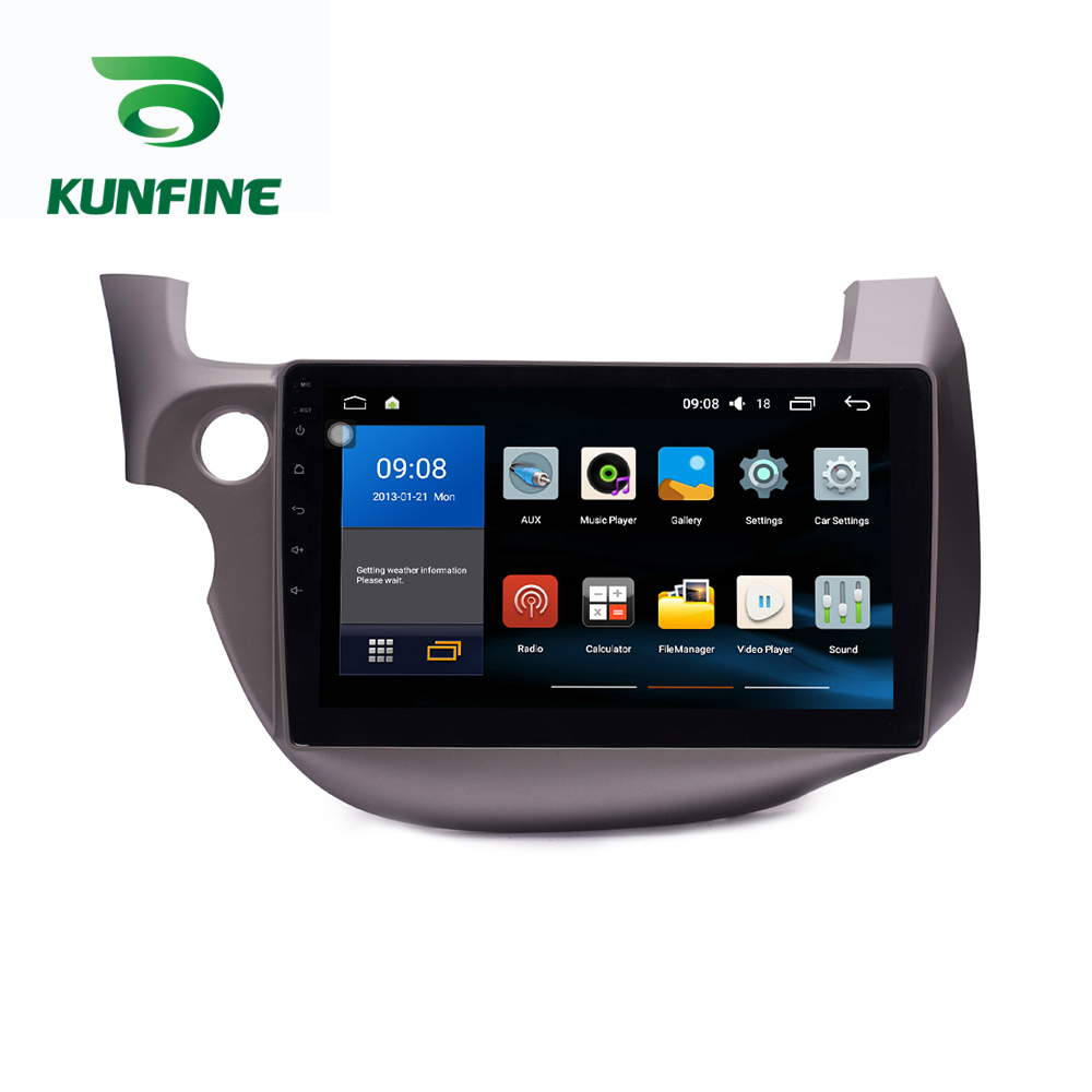 Android Car DVD GPS Navigation Multimedia Player Car Stereo For Honda Fit 2008-2013 Radio Head unit (2)