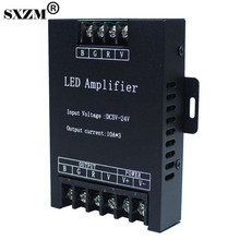 SXZM DC5-24V 30A Led RGB Amplifier Controller Signal Repeater 360W for 3528 /5050 RGB Led strip light